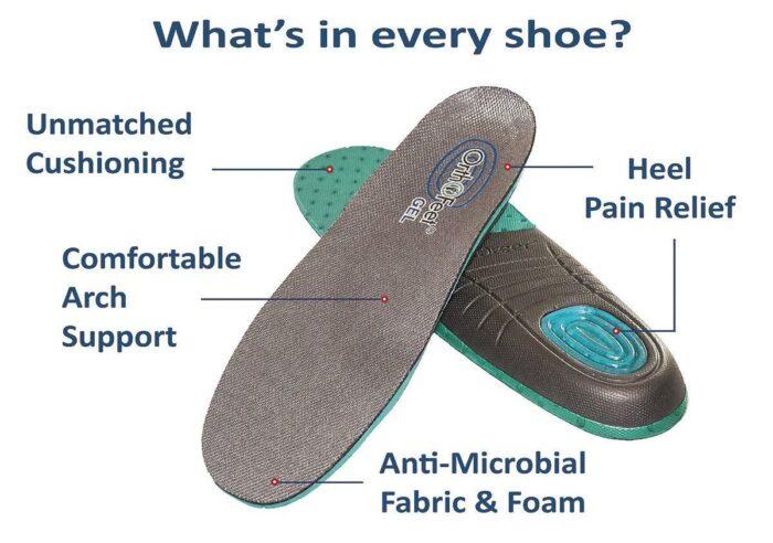 Chelsea Croc – Black Orthopedic Shoes