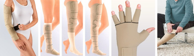 Measured Inelastic compression therapy for venous disease and lymphedema
