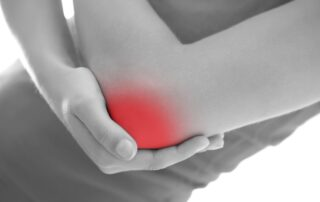 Alleviating Tennis Elbow with Compression