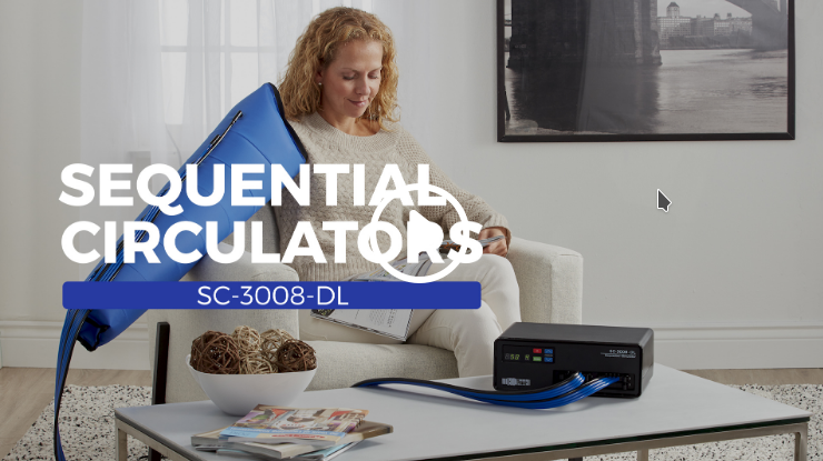 Model SC-3008-DL Sequential Circulator Video Demonstration