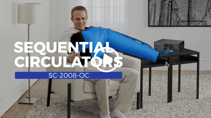Model SC-2008-OC Sequential Circulator Video Demonstration
