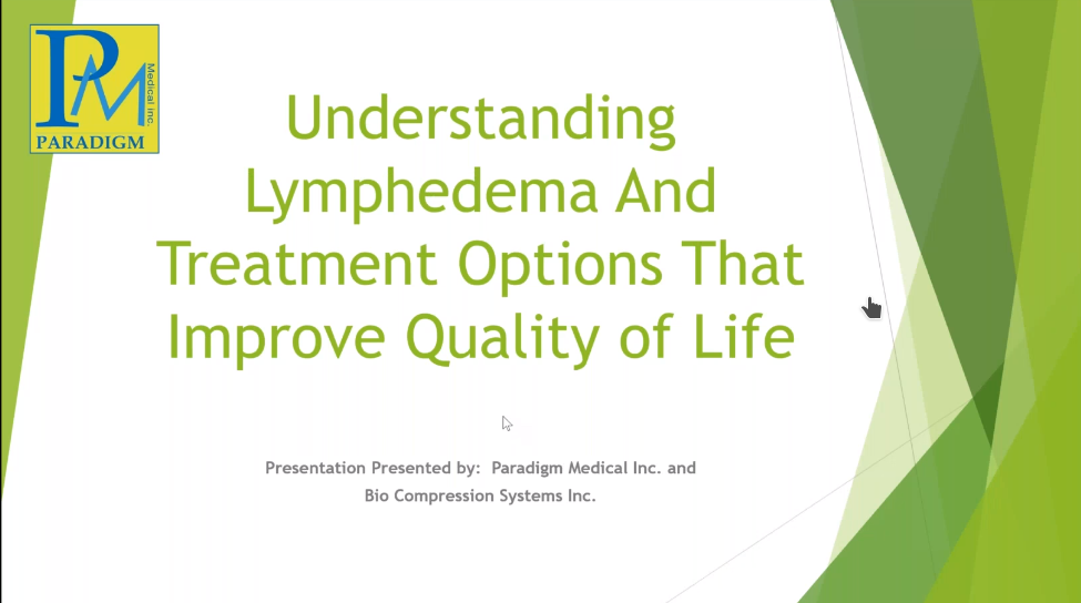 Understanding Lymphedema and Treatment Options that Improve Quality of Life