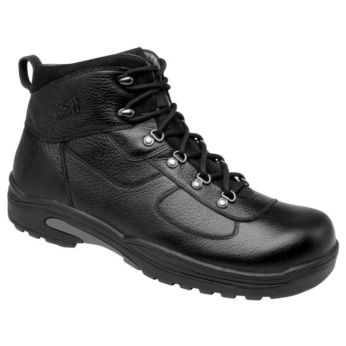 Drew - Rockford Black Boot