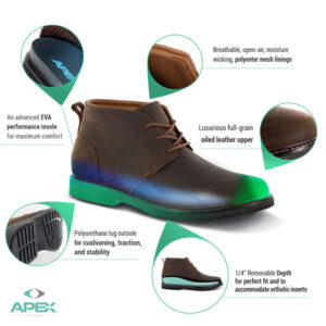 Apex - Chukka Boot