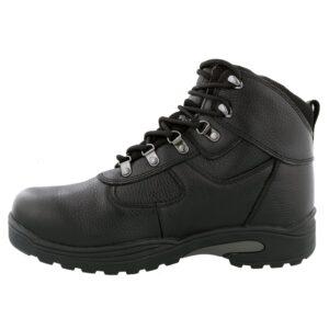 Drew - Rockford Black Boot