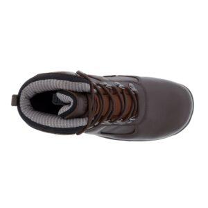 Drew - Rockford Brown Boot