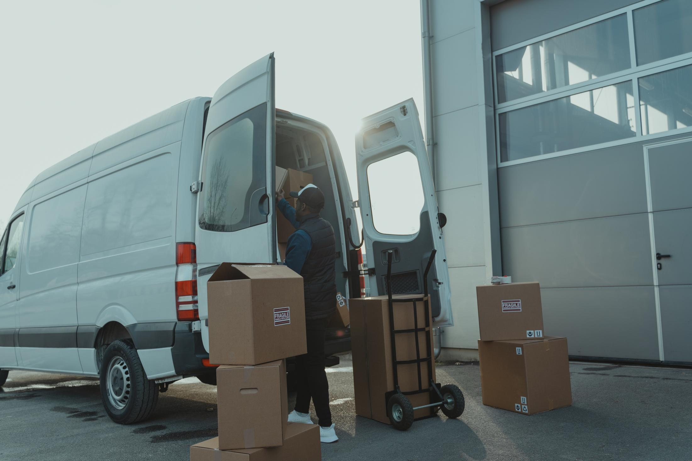 Our Essential Workers in Logistics