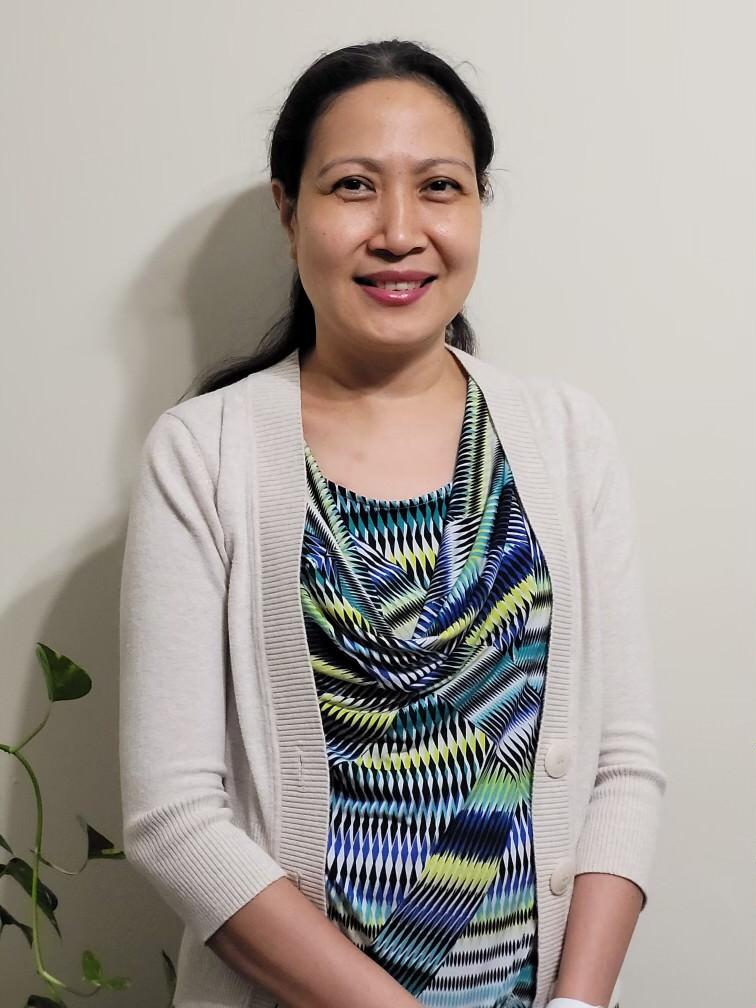 Mizra De Vera: Office Administrator